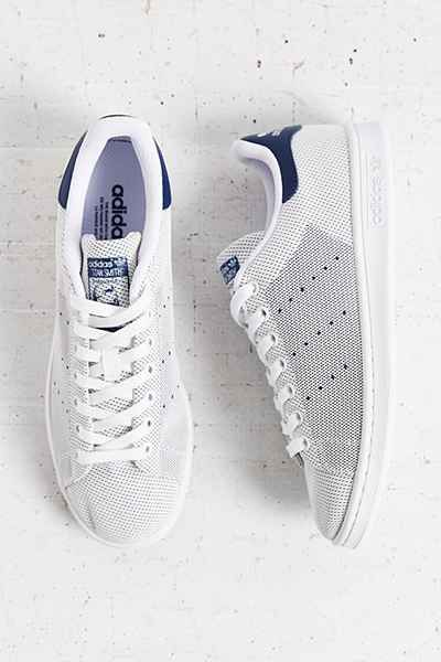 adidas Originals Stan Smith Weave Sneaker - Urban Outfitters