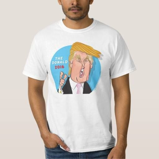 (Donald Trump President 2016 Cartoon Tshirt) #2016 #Caricature #Donald #Election #Funny #President #Thedonald #Trump #Usa is available on Funny T-shirts Clothing Store   http://ift.tt/2drVmJv