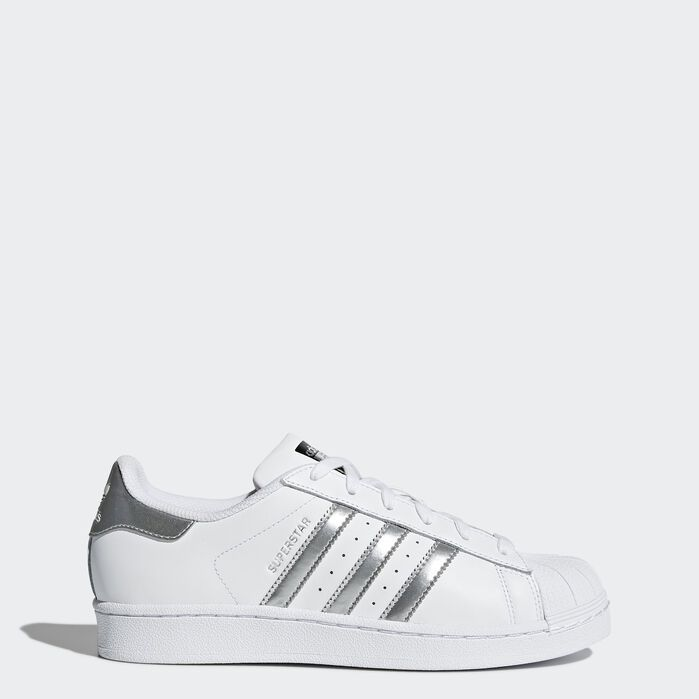 Superstar Shoes White Womens   Sneakers, Adidas superstar
