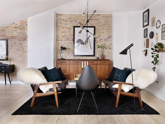 En følelse av Paris - reportage i Vakre hjem og interiør