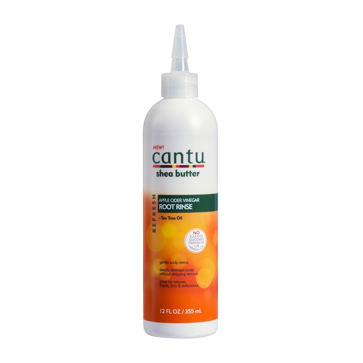 2017. 03.02 The 5 Best New Products for Scalp Health | Allure -  Cantu's new ACV root rinse replaces your shampoo when you need a major scalp detox with loads of moisture. 4.99 (Target.com)