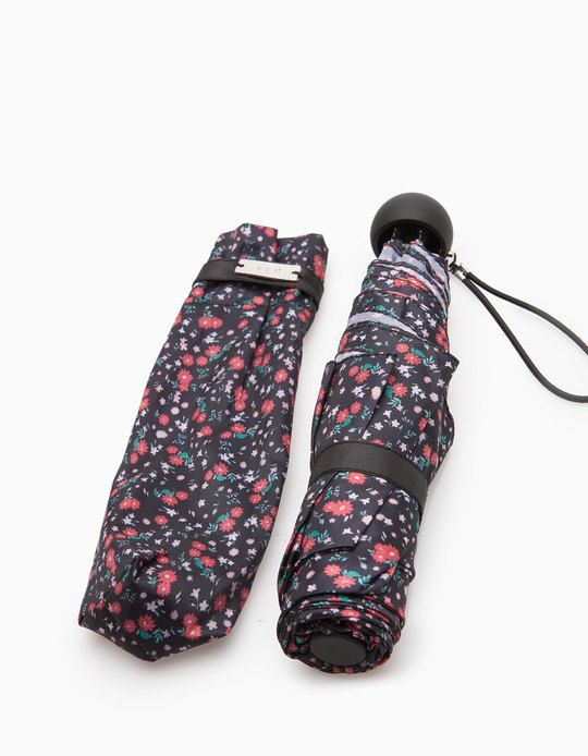 At Stradivarius you'll find 1 Floral print umbrella for woman for just 99.9 HRK . Visit now to discover this and more OTHER.
