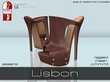 Essenz - Lisbon (Brown)