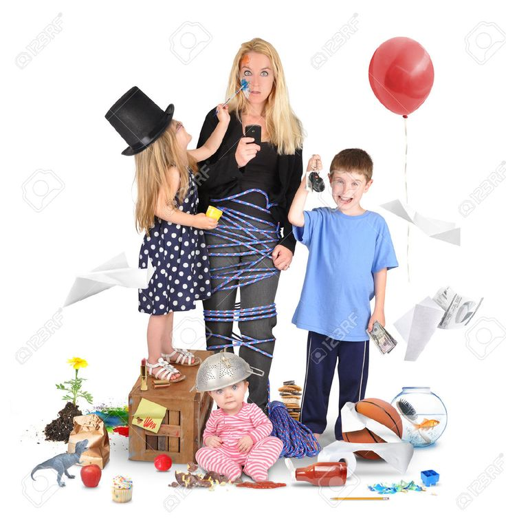 Raising kids can be a liiittle chaotic.
