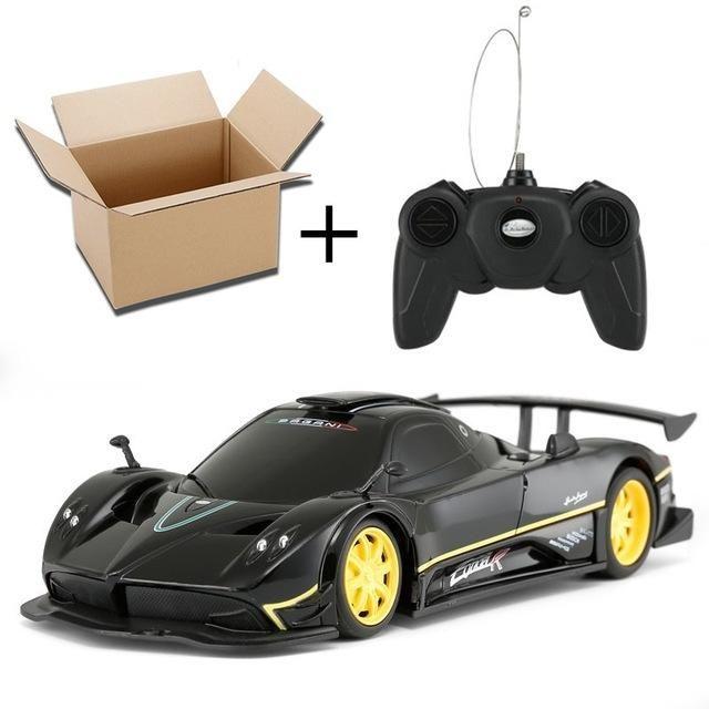 1:24 Mini Racing Car Model 4CH Electric RC Car Remote Control Toys Radio Control Car Toys For Children Boys Gifts 48300 38010