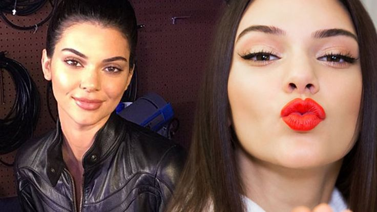 Kendall Jenner DENIES Rumors About Plastic Surgery