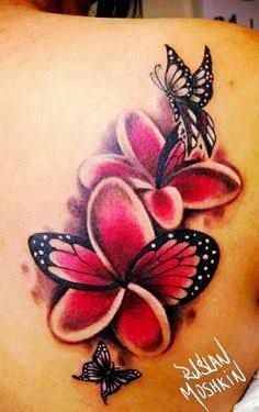 Image result for butterfly plumeria