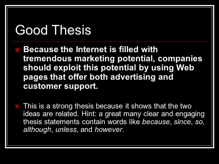 Best Thesis Statement Ghostwriting For Hire For Masters - Vision specialist