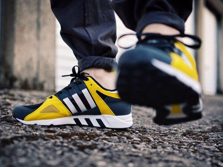 Adidas Eqt Yellow