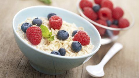 3-minute porridge - RTE Food