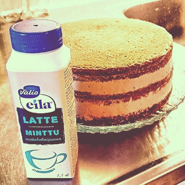 #leivojakoristele #kahvihaaste kiitos! @pauliina79