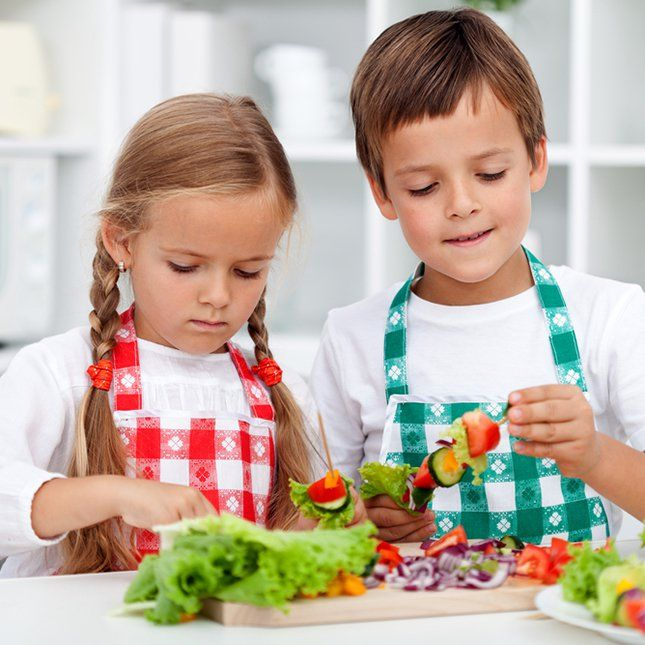 9 After-School Snacks Kids Can Make Themselves