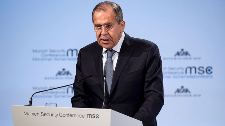 Russian foreign minister dismisses US election indictment