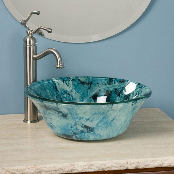 best 25+ glass sink ideas on pinterest | glass bathroom sink