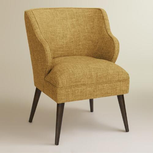 audin upholstered chair
