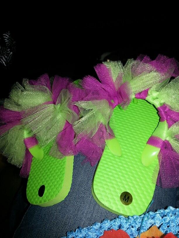 279 best Flip flop love images on Pinterest | Decorated flip flops ...