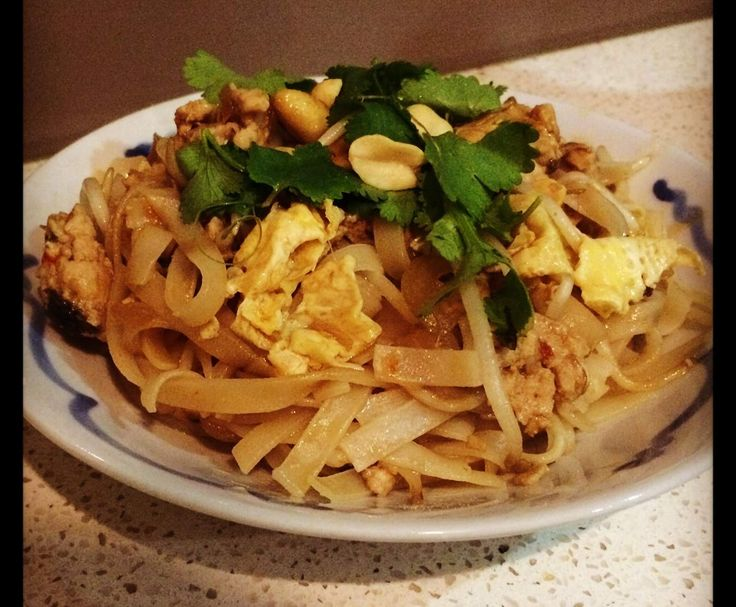 Recipe Authentic Pad Thai by louiseburr - Recipe of category Main dishes - meat