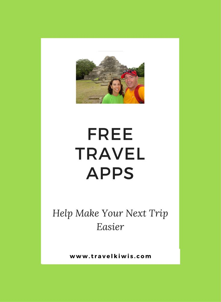Travel Apps for your phone. Download and use many offline
