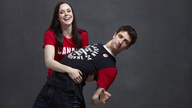 Virtue & Moir: 'They can just do things others can't'