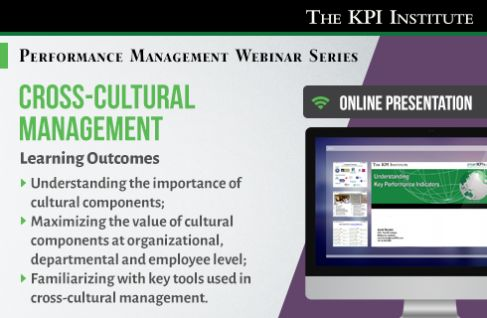 The webinar focuses on cultural issues and dimensions, communication, diversity management, multicultural teams, negotiation and conflict resolution. It offers suggestions for reaching business performance in terms of multiculturalism and presents the main elements for managing cultural dimensions and the ways to achieve effective cross-cultural management.