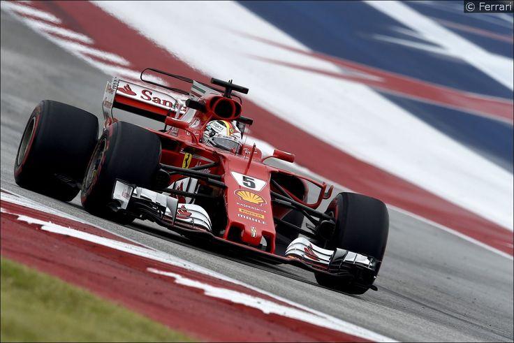 Nuovo telaio per Vettel negli USA, autorizzato dalla Fia