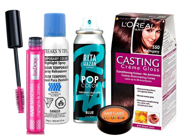Best 25+ Best temporary hair color ideas on Pinterest | Best ...