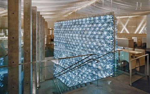 Morimoto Rastaurant By Tadao Ando I Really Like The