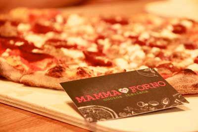 Italienisches Restaurant (Frankfurt) - Mamma Forno