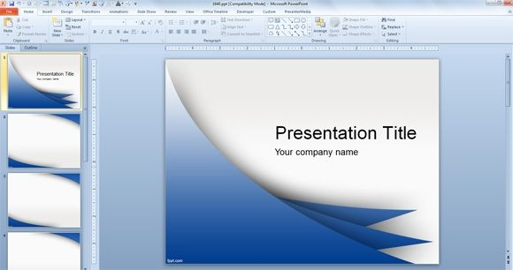 powerpoint template 2007 free download microsoft powerpoint template