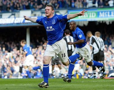 Wayne Rooney Set For Fransfer From Man. United To Everton
