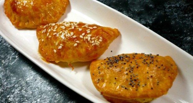 τα τραγανά τυροπιτάκια της γιαγιάς Αθηνάς - Pandespani.com