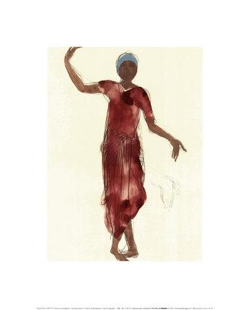 Danseuses - Rodin