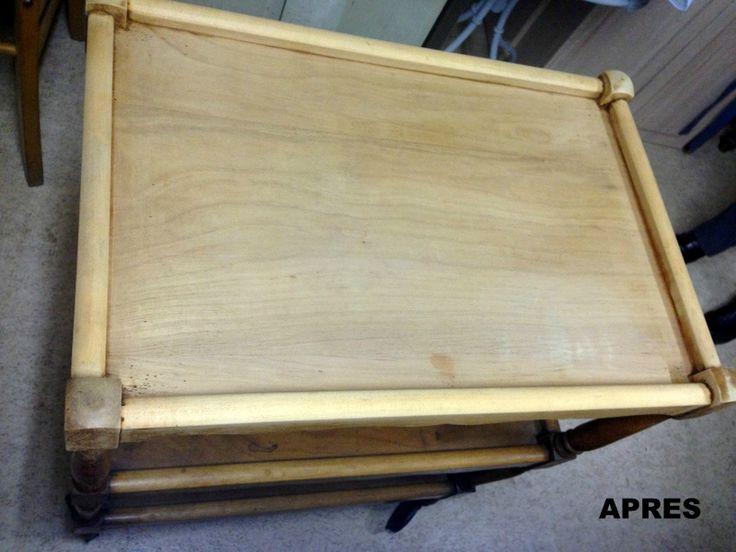 Nettoyant CAMAELLE Décirer un meuble