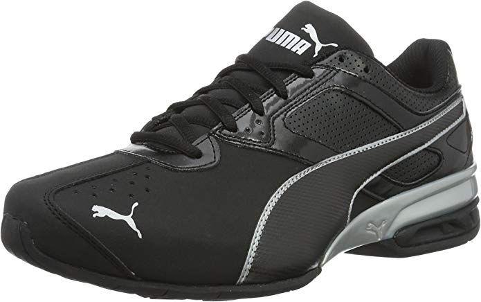 Preis Puma Tazon 6 FM Sneakers Laufschuhe Herren Schwarz