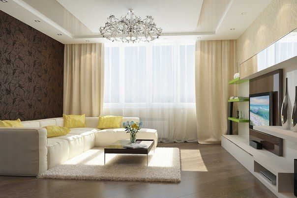 Интерьер. So wide and so much light, looks like a very confortable space www.bykoket.com
