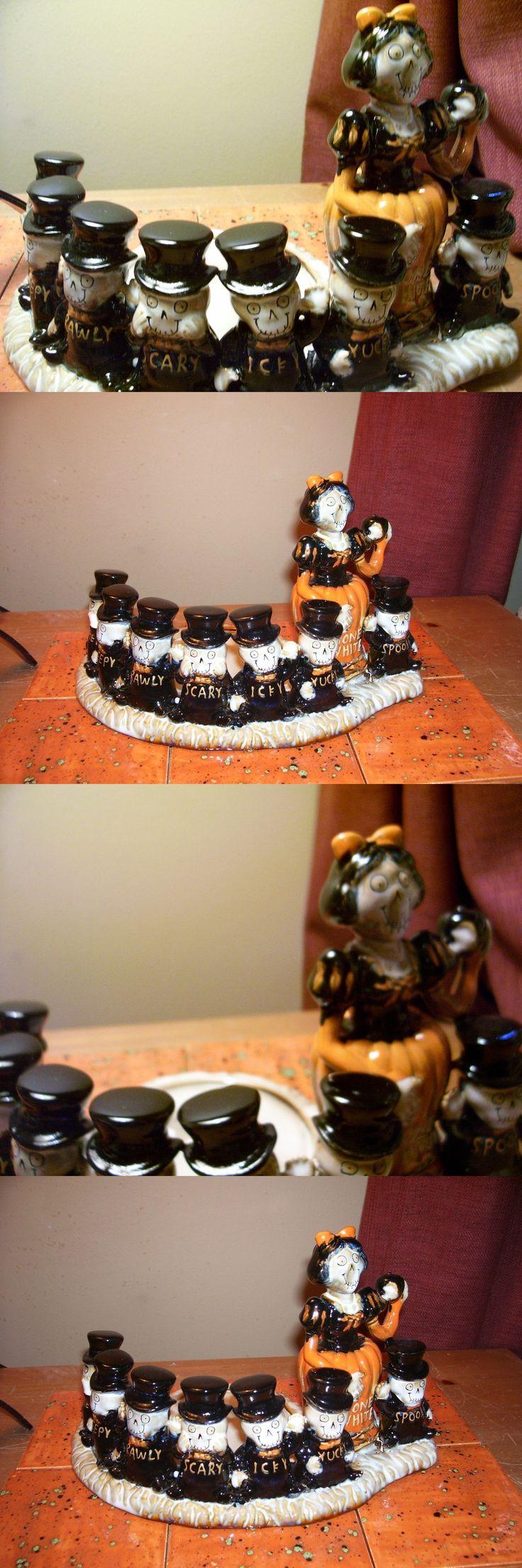 Candles 46782: Yankee Candle Boney Bunch Bone White Boney Family Jar Holder -> BUY IT NOW ONLY: $36 on eBay!