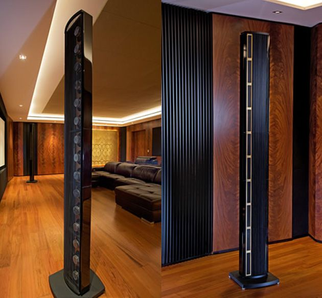 Steinway Lyngdorf Concert Speakers. The LS Concert speakers alone are $190,000 per pair, and the amps are $5,400 each. The woofer boxes are $4,200 each. One of the Steinway Lyngdorf processors will run you between $4,400 and $18,400. That's roughly $250,000 for the whole shebang.