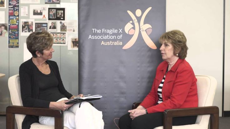 Q&A with Dr Marcia Braden: Education and Behaviours in Fragile X - Fragile X Syndrome #fragilex #fragilexsyndrome
