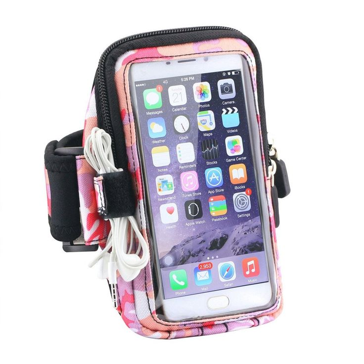Running Armband for Big Phones, L-win 5.5 inch screen Adjustable padded fitness running workout zippered armband for iPhone 7 6S Plus Samsung Galaxy Nexus 5x/6P ,Camouflage (pink). Fits for all cell phone machine , Such as: for Apple iPhone 7 plus, 6s, 6 Plus, S6 Edge Plus, S7, Nexus 5X, 6P(Fits some lifeproof Case). Material: Made of flexible neoprene fabric, fits snugly to your arm, sweatproof & a certain extent of water resistant. Not stretch out of shape when you take exercise lead to...