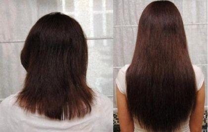 Вот как мне удалось отрастить длинные волосы: помог всего 1 действенный компонент!