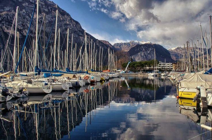 Riva del Garda Porto Lago di Garda http://www.immobilie-gardasee.de/