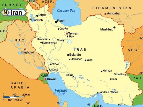 Iran's expanding infuence in Middle East | VIEWPOINT | Trans Asia News Service - Breaking News, Business News and All Latest News from Asian Prespective