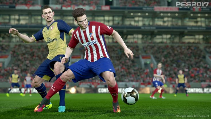 EA a dévoilé Fifa 17 donc il fallait bien que Konami présente Pro Evolution Soccer 2017 ! C'est chose faite avec cette première vidéo qui a été dévoilée à l'occasion de l'E3 et qui nous présente les nouveautés apportées à ce nouvel opus de la saga que ce soit au niveau du gameplay que des graphismes. D'autres aperçus seront bientôt dévoilés mais vous retrouverez tout ce qu'il faut savoir pour le moment ci-dessous.