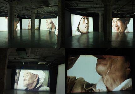 影像艺术家与索尼显示产品跨界联手--《在•现——王功新二十年影像艺术》展览开幕----SONY|索尼|投影机----【投影之窗】