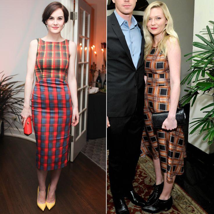 Plaid Party Dresses   POPSUGAR Fashion