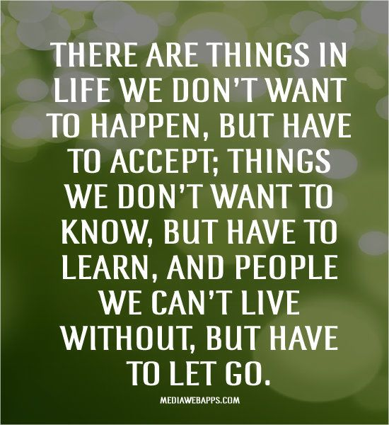 Long Deep Quotes About Life: 25+ Best Acceptance Quotes On Pinterest