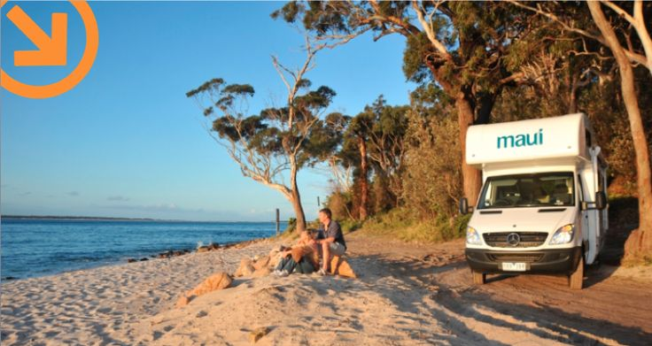 Brisbane in Queensland is een van de grootste steden van Australië. Wanneer u met uw huurcamper deze stad uitrijdt, komt u terecht bij een aantal van de mooiste stranden van de oostkust. Surfliefhebbers kunnen hun hart ophalen wanneer ze met hun camper richting het zuiden rijden.
