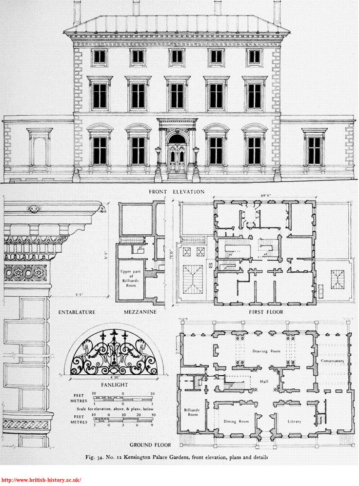 86 best fabulous floor plans images on pinterest floor for Kensington house plan