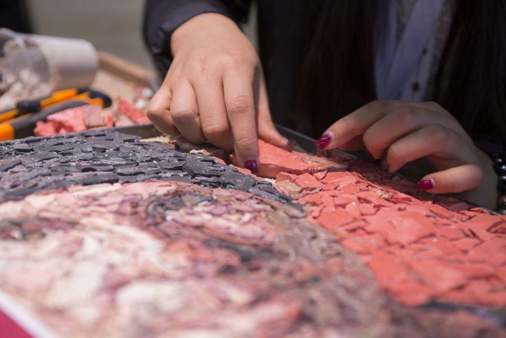 Ogni pezzo al suo posto e il mosaico è quasi pronto!