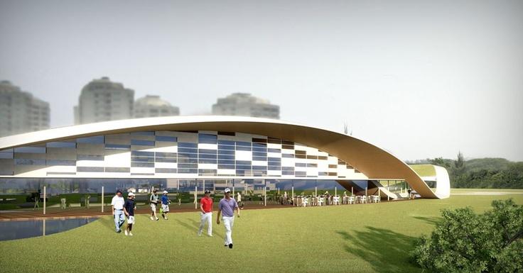 Sede do Campo Olímpico de Golfe